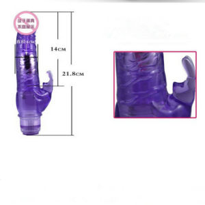 Aphra Rabbit Hold Column Simulation Penis G Spot Vibrator pictures & photos