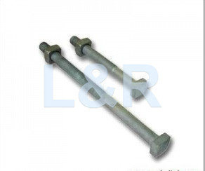 All Kinds ANSI Standard Galvanized Machine Bolt with Square Nut pictures & photos