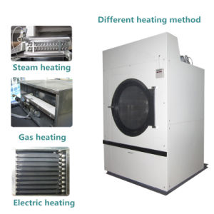 Clothes Drying Machine, Tumble Dryer with Gas Heating (30kg-100kg) pictures & photos