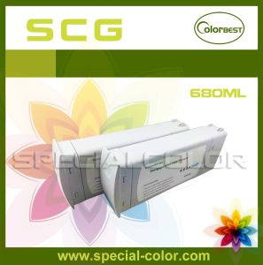 680ml Compatible for HP-81 Ink Cartridge for HP5500/5000 Printer pictures & photos