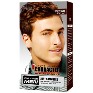 Character Only for Man Use Hair Dye cosmetic pictures & photos
