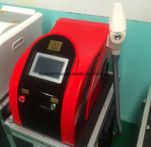 Portable New Q-Switch ND YAG Laser Tattoo Equipment pictures & photos