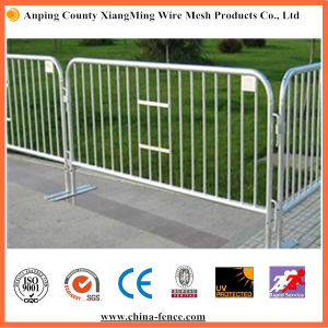 Steel Galvanized Crowd Control Road Barrier for Sale pictures & photos