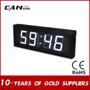 [Ganxin] 2.3 Inch Modern Design Precision LED Digital Countdown Timer pictures & photos