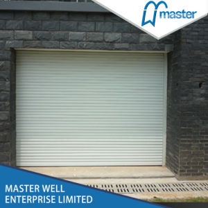Windproof and Fireproof Automatic Aluminum Roller Shutter Door pictures & photos