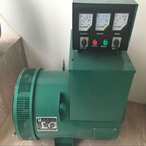 Factory Direct Sale Competitive Price Self-Excition 30kVA Brushless Alternator with ATS pictures & photos