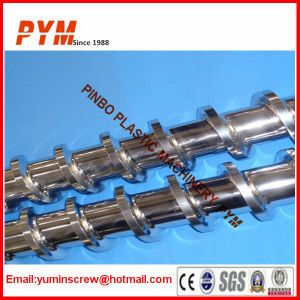 Plastic Recycle Machinery Bimetallic Single Screw Barrel pictures & photos