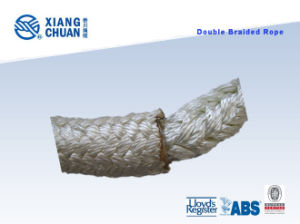 Nk Approved Double Braided Polypropylene Rope PP Rope PE Rope Polyester Rope Polyamide Rope pictures & photos