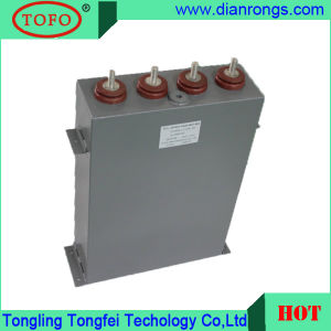 Self -Healing DC Link Polypropylene Film Power Capacitor From Tongling pictures & photos