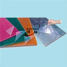 PE Self Adhesive Protective Plastic Film pictures & photos
