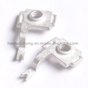 Custom Aluminium Automotive Wiring Terminal Block pictures & photos