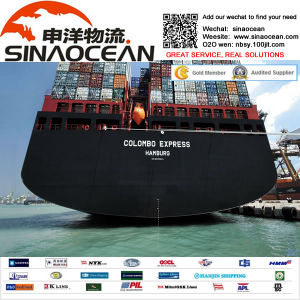 Fast Sea Shipping Fromningbo/Shanghai to UK
