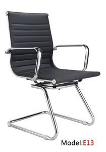 Chinese Leather Office Aluminium Leisure Executive Manager Chair (A02) pictures & photos