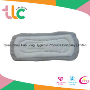 New Products Female Napkin Super Absorbent Cotton Sanitary Napkin pictures & photos