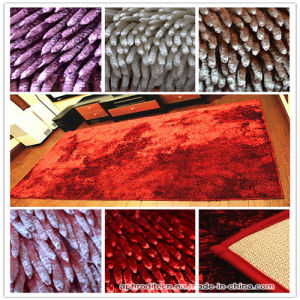 Promotional Upholstery Tufted Chenille Area Floor Door Rug pictures & photos