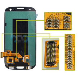 Mobile Phone Screen Repair LCD for Samsung Galaxy S3 Flat Panel pictures & photos
