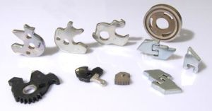 Metal Car Stamping Parts / Customed Metal Stamping Parts pictures & photos