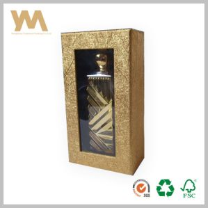 Luxury Gift Packaging Box with Clear Window pictures & photos