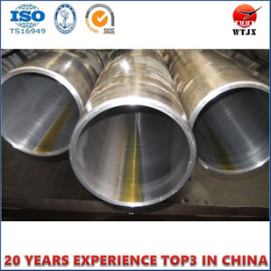 Honed Pipe, Cold-Drawn Pipe for Hydraulic Cylinder Pipe Hydraulic Cylinder Seamless Tube pictures & photos