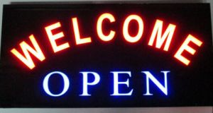 Any Shape Custom Neon Sign for Sale