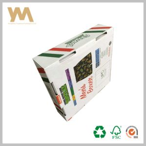 Wholesale and Customized Corrugated Paper Packing Box for Cothing pictures & photos