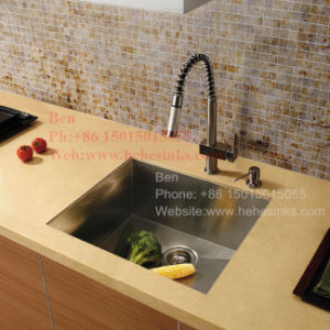 Stainless Steel Handmade Kitchen Sink, Stainless Steel Sink, Kitchen Sink, Sink pictures & photos