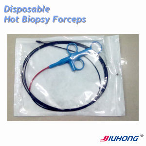 Surgical Instrument Suppplier! ! Disposable Hot Biopsy Forceps for Slovakia Endoscopy pictures & photos