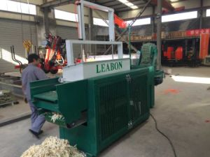 Horizontal Biomass Wood Bedding Shavings Machine pictures & photos