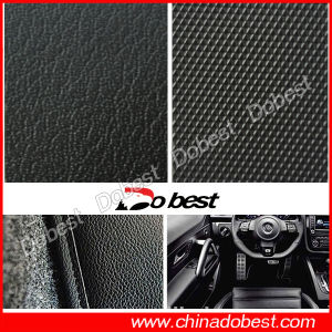 Auto Decorative Synthetic Leather Film pictures & photos