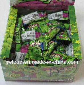 4G Extra Sour Center Filled Bubble Gum pictures & photos