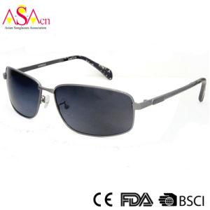 Designer Metal Polarized Eye Sunglass for Fine Gentleman