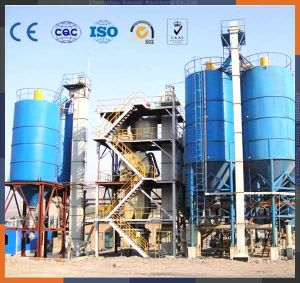 China Manufacturer Automatic Dry Sand Cement Mix Mixer Machine pictures & photos