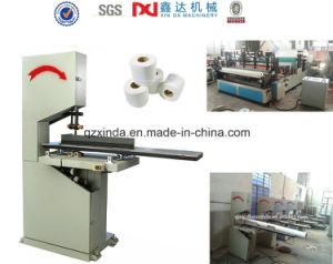 Hot Selling Paper Roll Cutting Making Machine Price pictures & photos