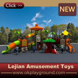 Lovely Beautiful Design Children Outdoor Playset Equipment (X1510-6) pictures & photos