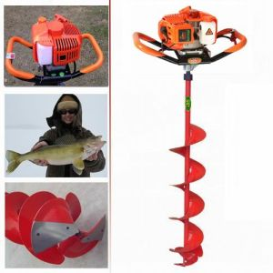 52cc Gasoline Powered Fishing Ice Drill pictures & photos