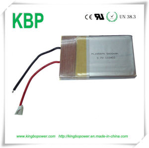 Rechargeable Li-Polymer Lithium Battery for GPS Tracker