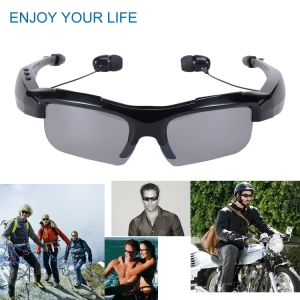 Wireless Stereo Sport Bluetooth Sunglasses Call Hand-Free Headset Earphone Headphone with Micohphone pictures & photos