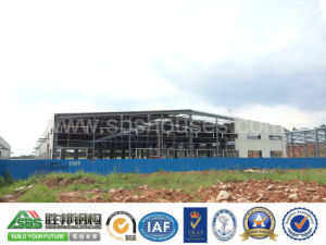 2015 Sbs Hot Sales Prefabricated Steel Structure Workshop Building pictures & photos