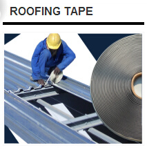 Grey Waterproof Tape for Color Steel with RoHS