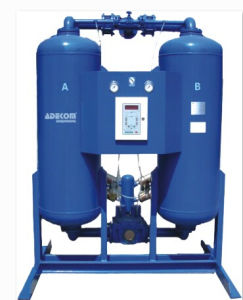 Portable Twin Column Heatless Regenerative Air Compressed Dryer (KRD-100WXF) pictures & photos
