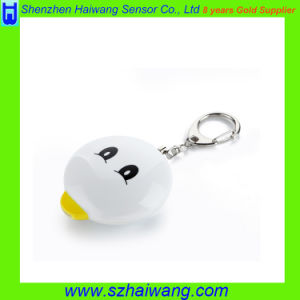 Promotion Gift Personal Alarm Protector with Key Ring Flashing Support OEM Logo pictures & photos