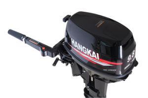 New Models Hangkai 12HP 2 Stroke Outboard Motor for Inflatable Boat pictures & photos