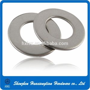 Factory Price Round Flat Stainless Steel Shim Washer pictures & photos