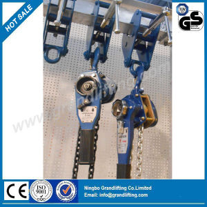 High Quality Ce Approved Manual Hoist Hand Lever Block pictures & photos