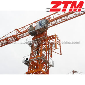 Topless Tower Crane for Construction (TC6018-10)