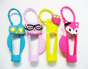 China 29 Ml 3D Animal Portable Silicone Perfume, Cosmetic Bottle Holder pictures & photos