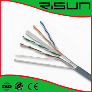 LAN Cable Network Cable CAT6 FTP with CE RoHS ISO9001 pictures & photos