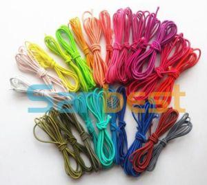 Colorful Rubber Latex Elastic Thread/ Spandex Thread pictures & photos