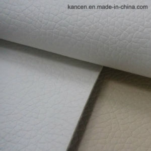 Abrasion Resistant Furniture Artificial PU Leather (KC-W083)
