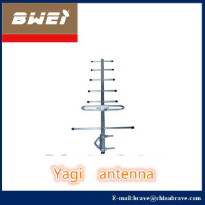 32 Element Log Periodic Antenna UHF VHF Outdoor TV Antenna Hote Selling in Africa pictures & photos